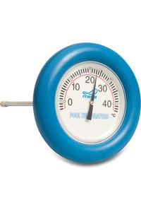 Termometer med flydering