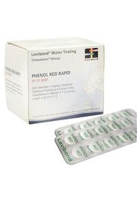 Phenol Red Rapid Testtablet